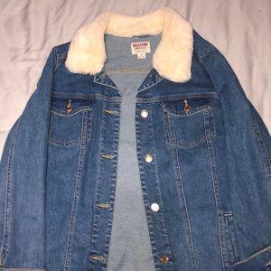 Cute denim jacket